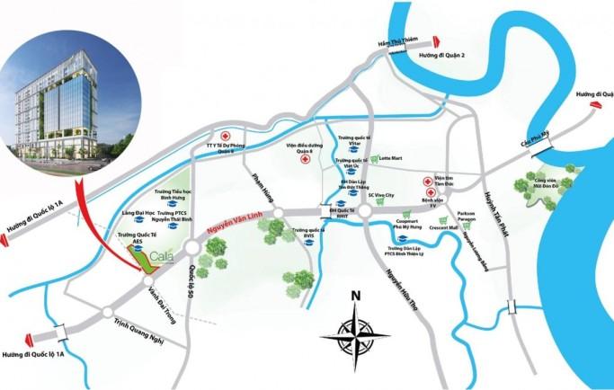 Mizuki Park Bình Chánh trung tâm thương mại tầm nhìn thoáng dịch vụ cao cấp