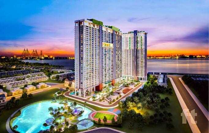 Mua căn nhà căn hộ chung cư dự án Kingdom nơi định cư sang trọng đáng ở nhất Sài Gòn