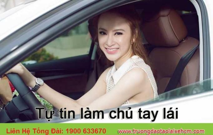Nhận dạy bổ túc tay lái Quận Tân Phú