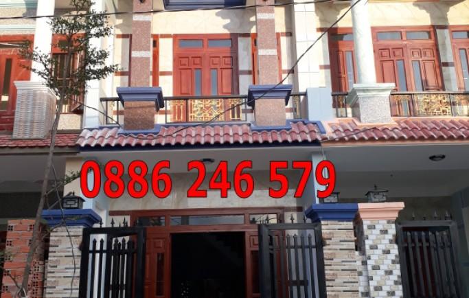 [Nhà bán chính chủ] - Bán nhà 2 lầu có view nhìn sang trường học Đông Hòa Dĩ An BD