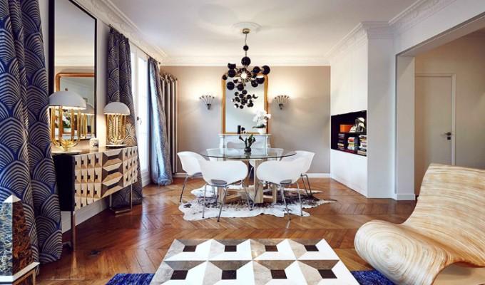 Những cách dễ nhất để tạo ra diện mạo phong cách hiện đại trung cổ cho căn hộ của bạn
