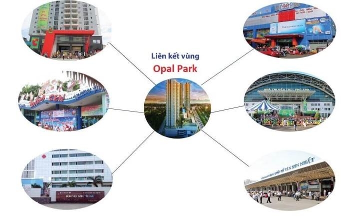 Opal Park là căn hộ tuyệt vời