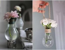 Phong cách độc đáo của bình hoa mang đến đường nét độc đáo tới nhà bạn