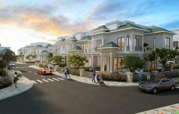 Senturia Vườn Lài - Khu biệt thự được phát triển theo chuẩn Resort đầu tiên tại Quận 12
