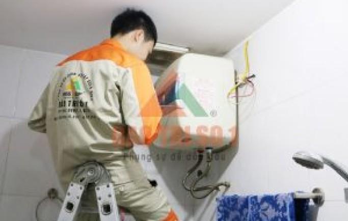 Sửa bình nóng lạnh tại Hà Nội - Dịch vụ sửa uy tín số 1 hiện nay