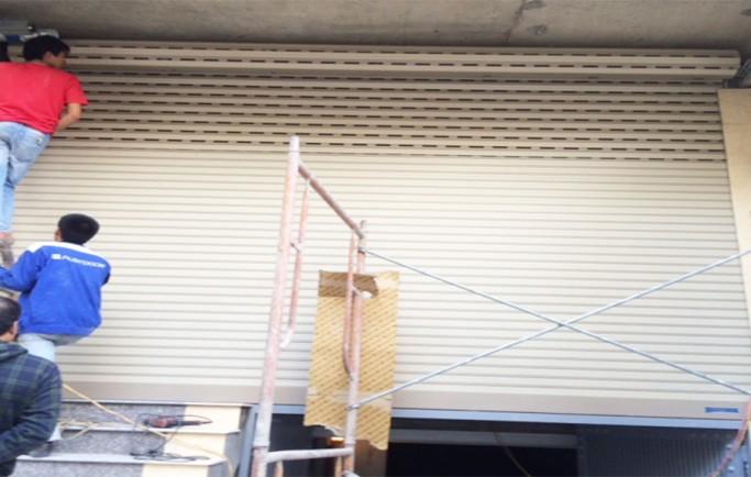Sửa cửa cuốn quận Ba Đình thủ đô chuyên nghiệp