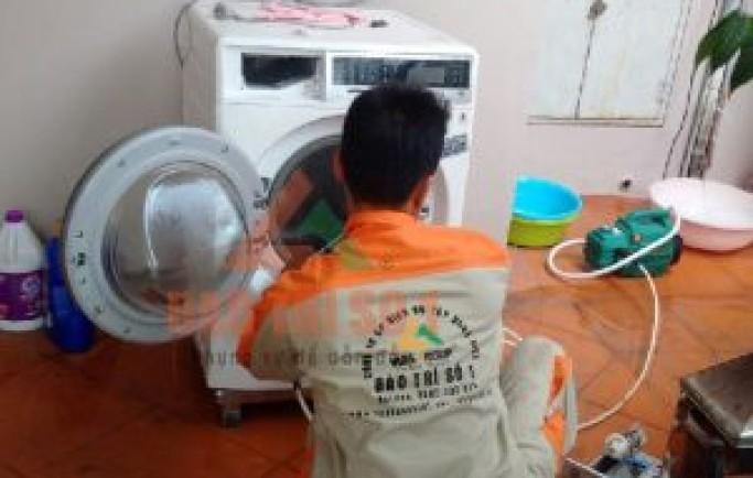 Sửa máy giặt Hitachi tại nhà đảm bảo lỗi hết - Gọi 0988 230 233