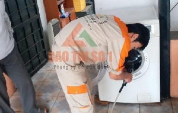 Sửa máy giặt tại quận Đống Đa đảm bảo khắc phục lỗi
