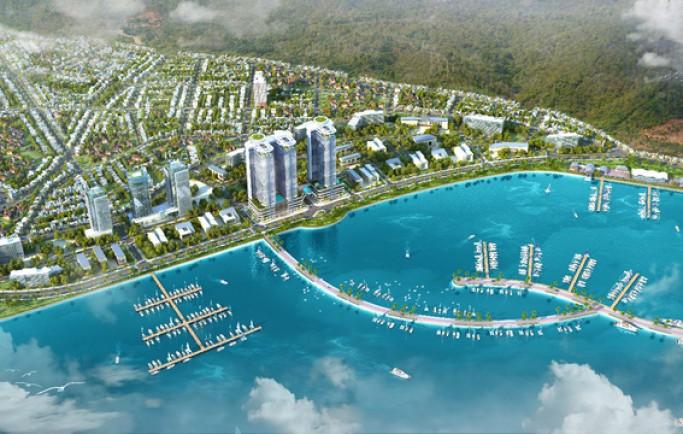 Thị phần Bất Động Sản TP Nha Trang luôn hút khách nhờ thế chân vạc thuận lợi