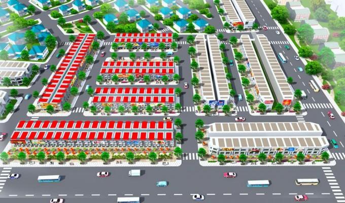 Thị trường bất động sản Long Thành tiếp tục thu hút nhà đầu tư