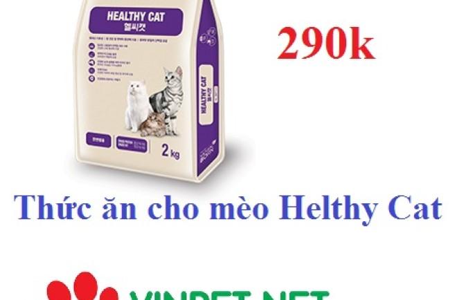 THỨC ĂN CHO MÈO HEALTHY CAT Giá Rẻ