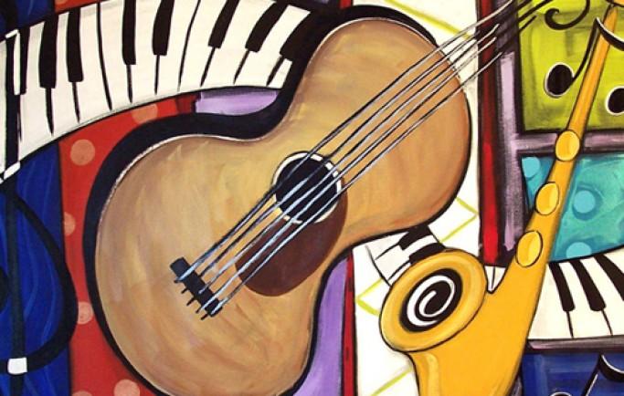 Thưởng thức món đồ trang trí nhà theo chủ đề âm nhạc duyên dáng và có tính sáng tạo (P2)
