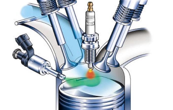 Tìm hiểu về hệ thống phun xăng trực tiếp