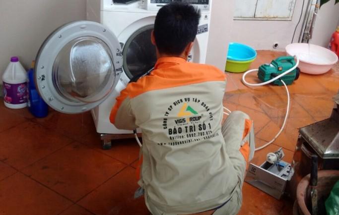 Tổng hợp các lỗi về máy giặt Electrolux an toàn nhanh chóng hiện nay