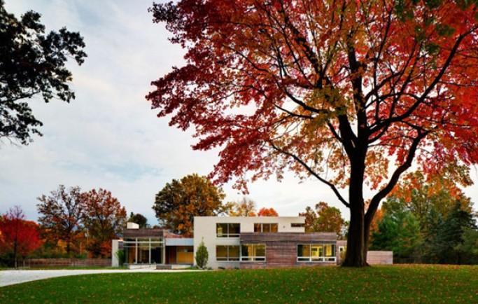 Trang trí nhà theo chủ đề mùa thu cực thu hút
