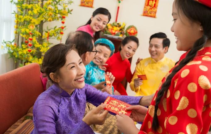 Văn hóa đẹp ngày tết của người Việt