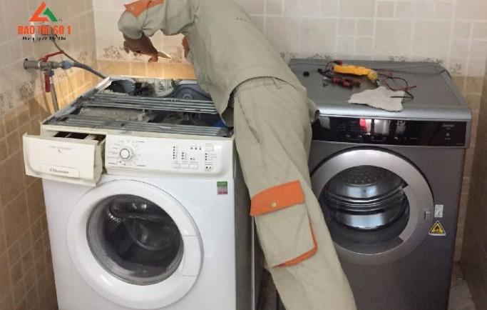 Vệ sinh bảo dưỡng máy giặt tại nhà dịch vụ uy tín số một hiện nay