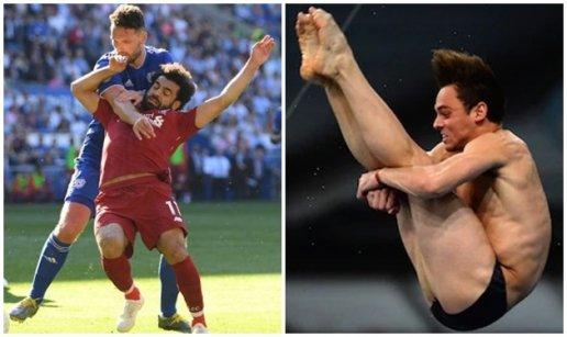 Báo 8live đưa tin SỐC! Warnock so sánh Salah với vận động viên nhảy cầu