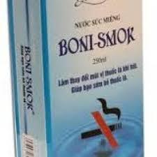 Boni smok cai thuốc lá như thế nào cho hiệu quả và an toàn nhất