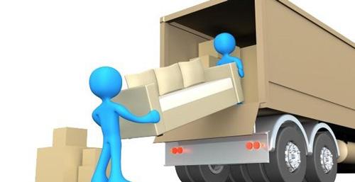 Chuyển tủ áo quần dễ dàng với xe vận tải thùng kín của TDK Express