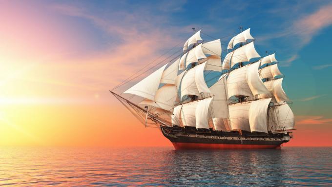 Nằm mơ thấy tàu thuyền báo hiệu sự thăng tiến trong công việc