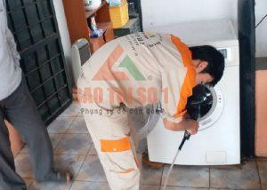 Tư vấn bạn dịch vụ sửa chữa máy giặt tại nhà cam kết hiệu quả ngay
