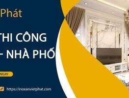 An Việt Phát - Đơn vị chuyên nhận thi công công trình