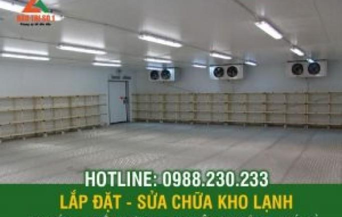 Bảo Trì Số 1 sửa kho lạnh tại Hà Nội - Dịch vụ uy tín số 1 hiện nay