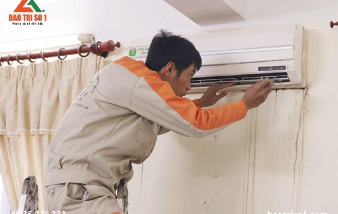 Bảo Trì Số 1 sửa, vệ sinh điều hòa tại quận Đống Đa uy tín nhất