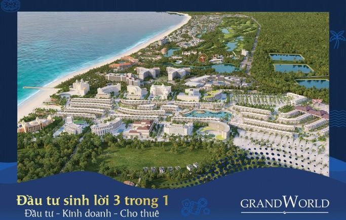 Condotel Grand World Phú Quốc (Condotel Vinpearl Phú Quốc)