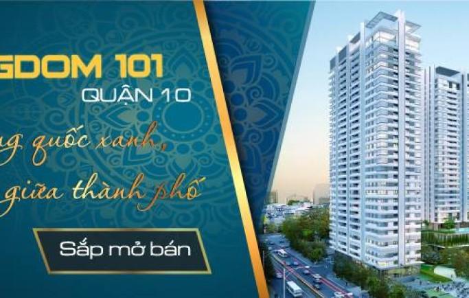 Đặc điểm căn hộ Kingdom 101 Thành Thái quận 10