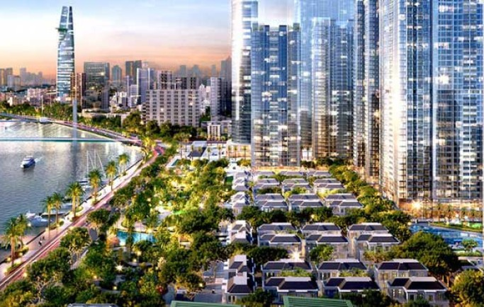 Dự án Gem Riverside Đất Xanh Q2 – đẳng cấp sống mới