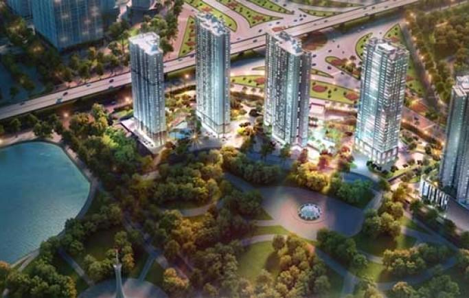 Gem Riverside Q.2 biểu tượng kiến trúc độc đáo bên bờ sông Sài Gòn