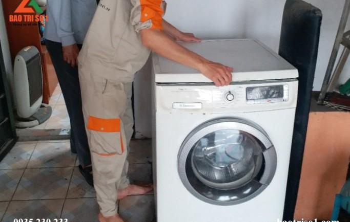Hướng dẫn bạn dịch vụ lắp đặt máy giặt tại nhà nhanh chóng
