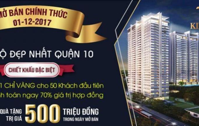 Rao  bán  căn hộ Kingdom 101