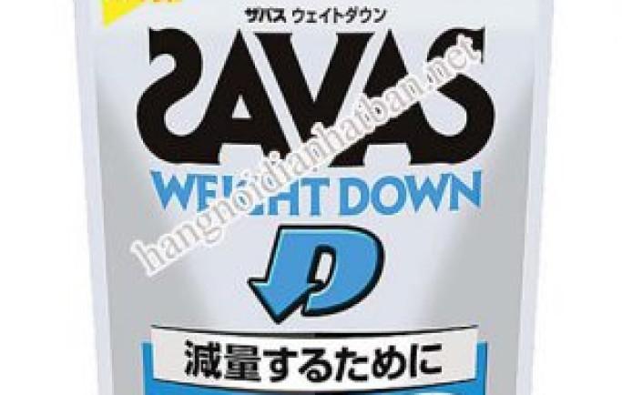 Sở hữu dáng eo thon nhờ sản phẩm giảm cân Savas Meiji vị sữa chua