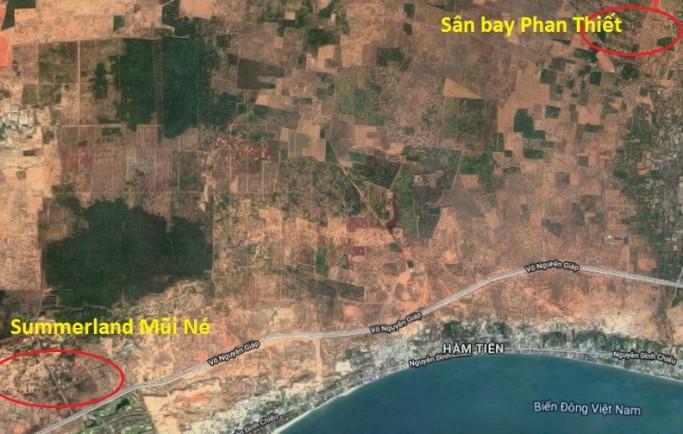 So sánh dự án NovaWorld Phan Thiết và Summerland Hưng Lộc Phát