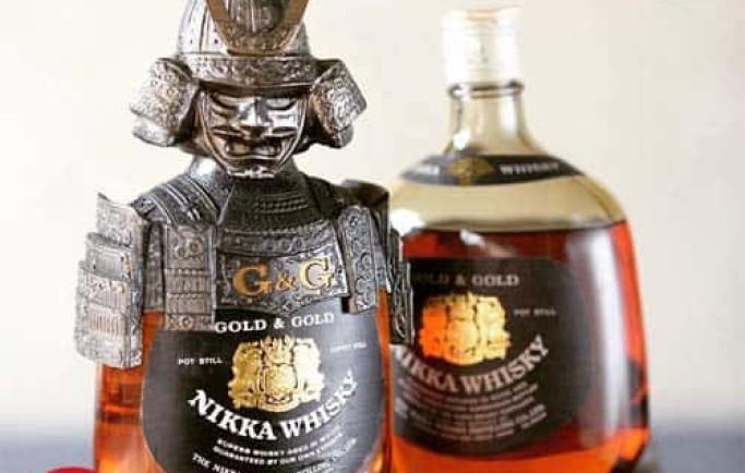 Thông tin hữu ích về rượu Nikka Samurai của Nhật Bản
