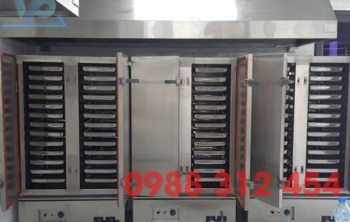 Tủ hấp cơm công nghiệp thiết bị không thể thiếu tại các gian bếp
