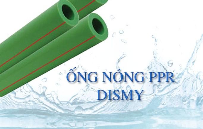 Ưu điểm của ống cấp nước P-R DISMY
